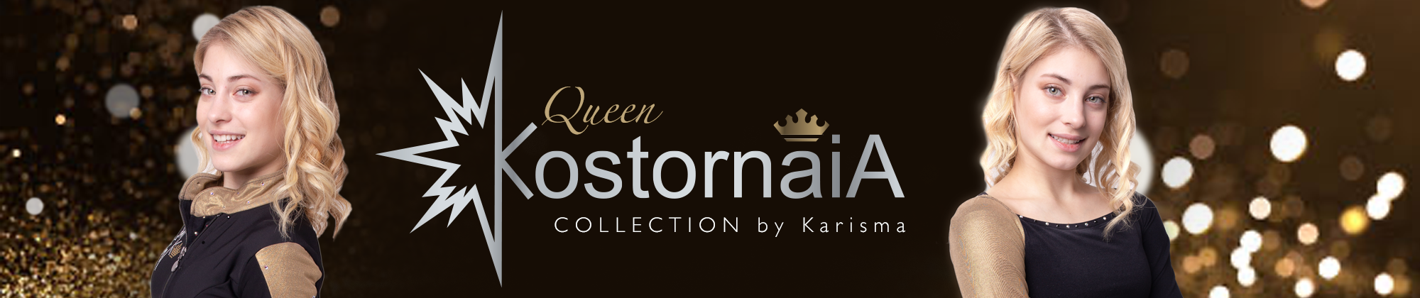 Banner Queen Kostornaia Collection